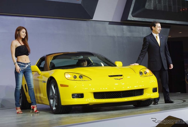 GM Chevrolet brand front aims at increase in extruded Korea market share