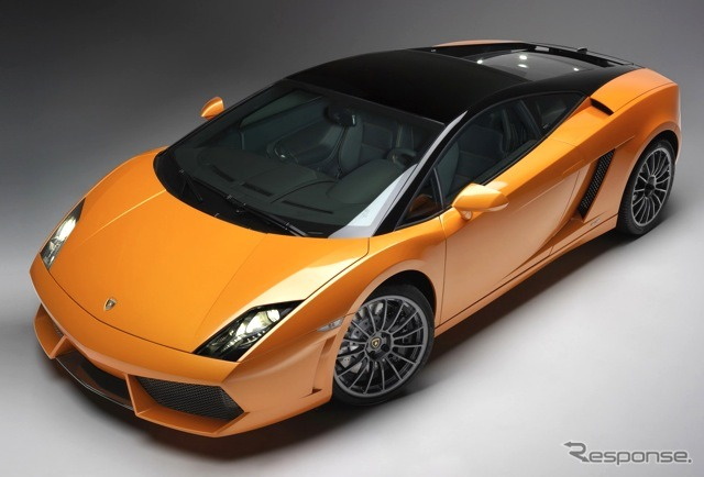 Current Gallardo