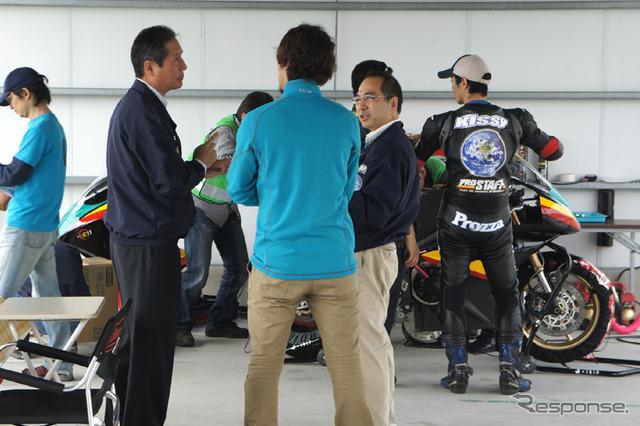 """TT zero - 11"" testrun ( 27 Spa Nishiura motorpark )"