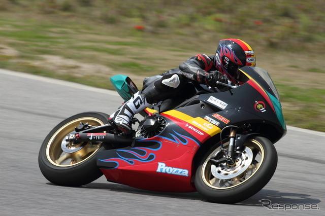 """TT zero - 11"" testrun ( Spa Nishiura motorpark )"