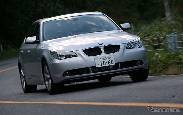 [' Impl; 03] know morozumi Takehiko BMW 5 series ran a new approach...