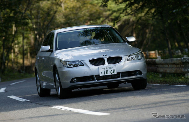 [' Impl; 03] curious, Active Steering 見友 Gen BMW 5 series Japan specification