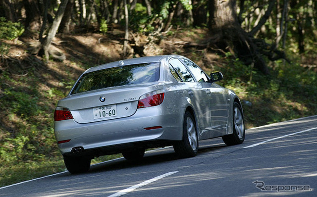 [' Impl; 03] Takashi Kinoshita new device stuck to run best of Noriyuki BMW 5 series
