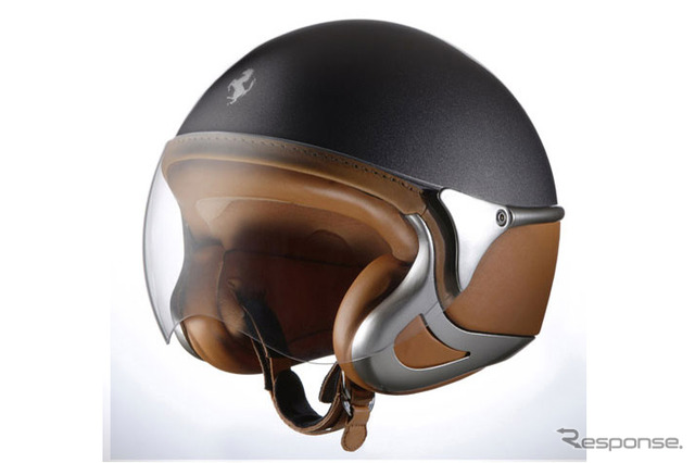 Ferrari motorcycle helmets