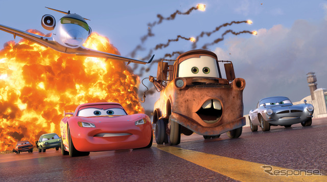 """Cars 2"" (C) Disney/Pixar"