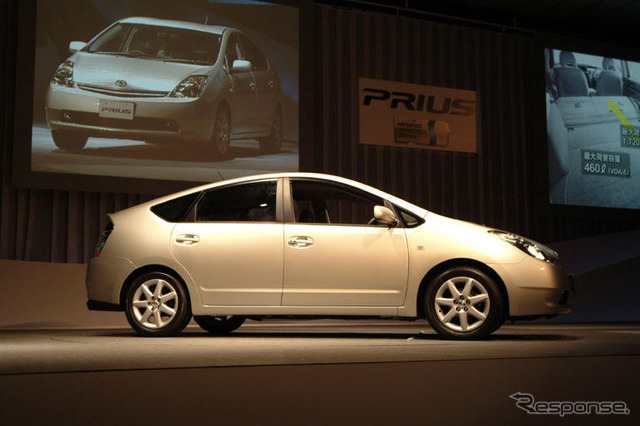 The Prius' viewpoint of D 21 century japonism