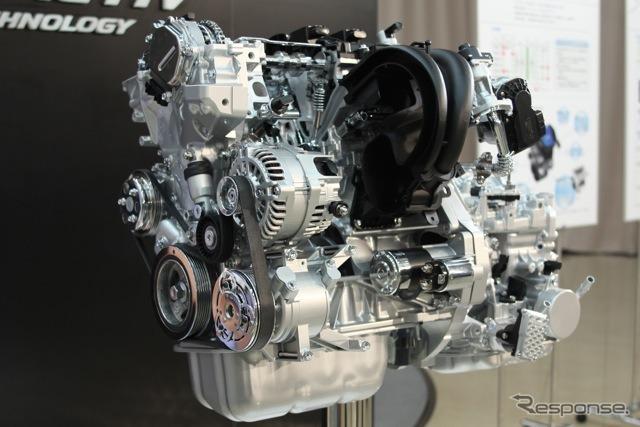 Mazda Demio SKYACTIV announced