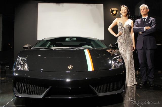 Lamborghini II, Gallardo LP550-2 Tricolore