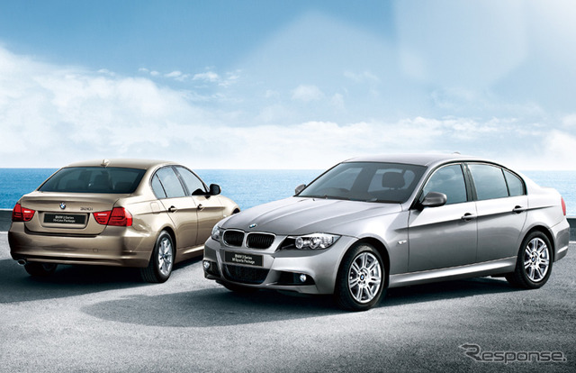 BMW3 series, summer to enjoy two different personalities