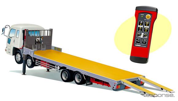 Marcos grandes camiones para Interior y exterior pesado transportar equipo ユニックハイ carrera