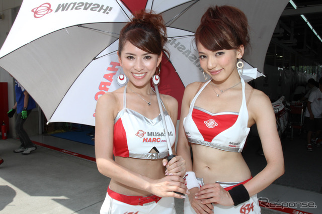 Suzuka 8] summer Panda Photo collection