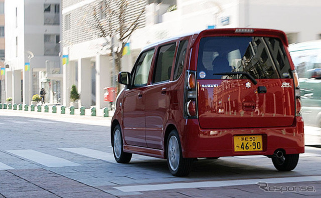 [' Impl; 04] 'learning at the mouth of Suzuki Wagon R' rambunctious and how is the still active duty