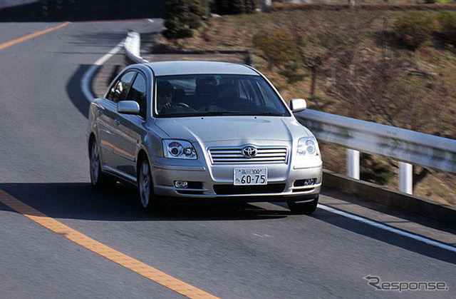 [' Impl; 04] 'Mori Kei Kota Toyota avensis' embarrassingly high chassis performance