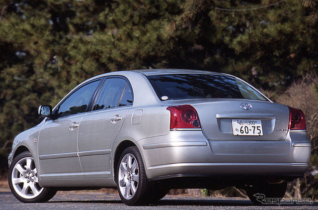 [' Impl; 04] Toyota vehicles closest to the European 'Saito Satoru Toyota avensis""