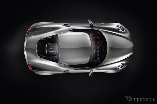 Alfa Romeo 4 C concept