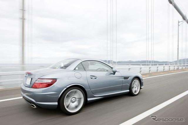 梅赛德斯 奔驰 slk 350 blueefficiency高清图片