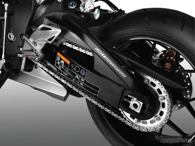 New Honda CBR1000RR fireblade