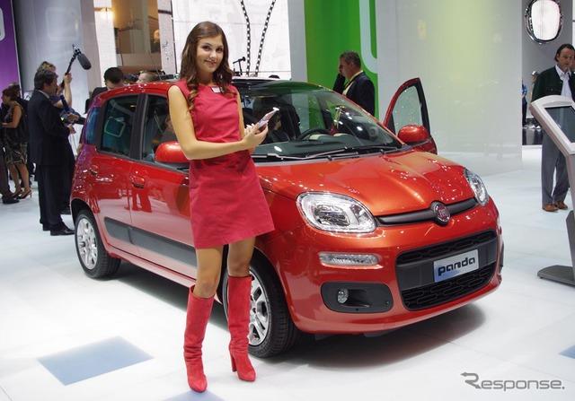 Fiat Panda (Frankfurt Motor Show 11)