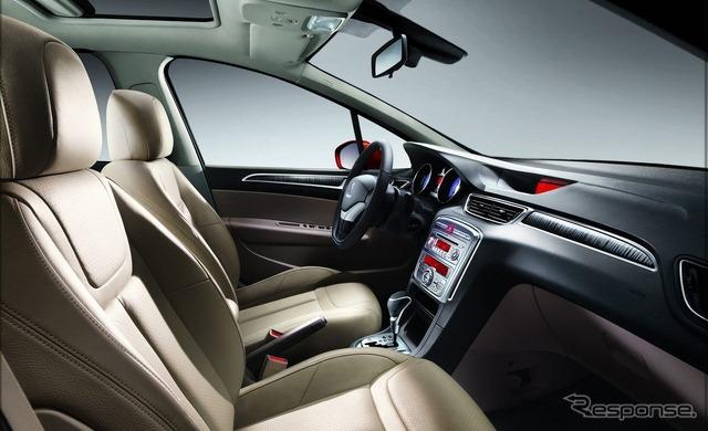الصين الخاصة سيارة بيجو 308 سيدان