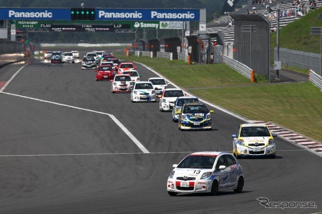 Fuji Speedway netscap virtures