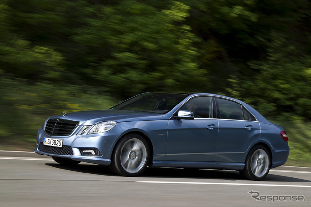 Mercedes-Benz E-class current type