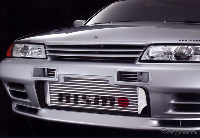 "The skyline GT-R' (BCNR33, BNR32) for ""intercooler"""