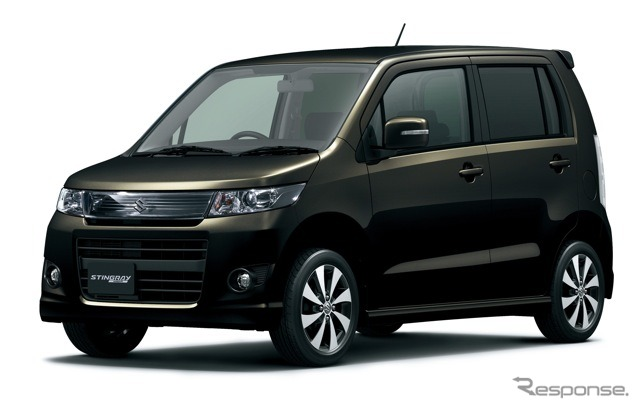 Raya Suzuki Wagon R, Ltd II