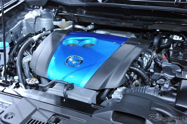 Mazda CX-5 (Tokyo Motor Show 11)