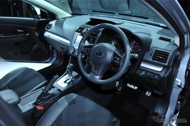 Subaru Impreza G4 (Tokyo Motor Show 11)