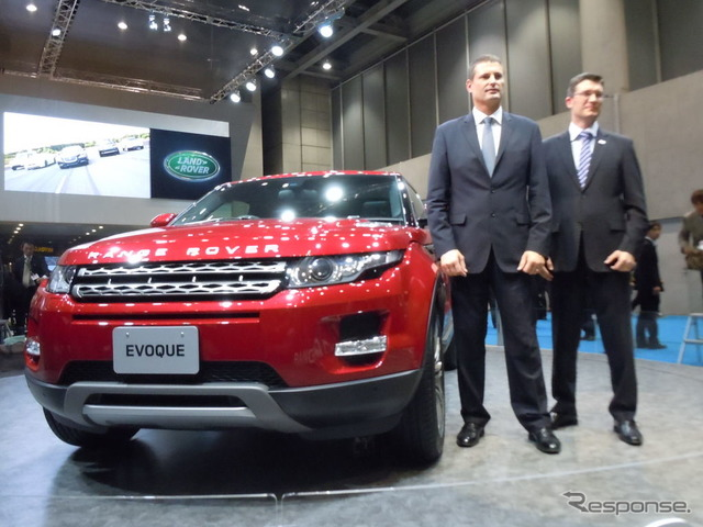 Range Rover-イヴォーク (Tokyo Motor Show 11)