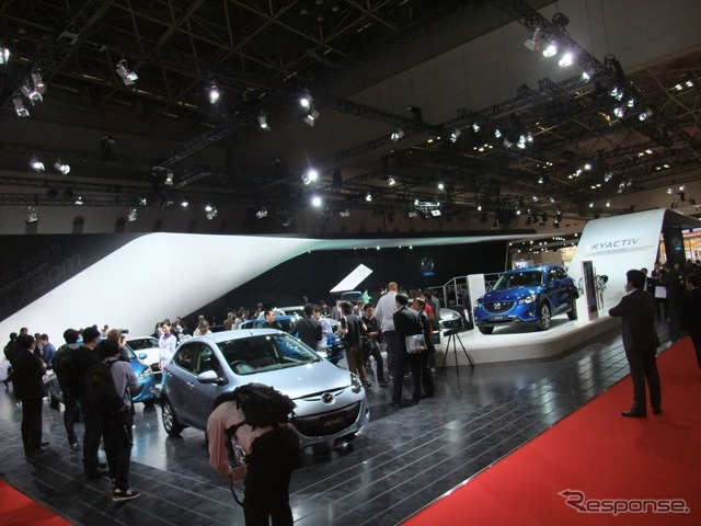 Mazda (Tokyo Motor Show 11)