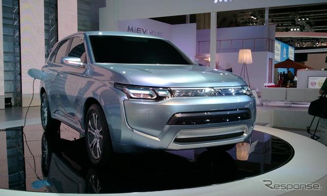 Mitsubishi Consept PX-MiEV 2