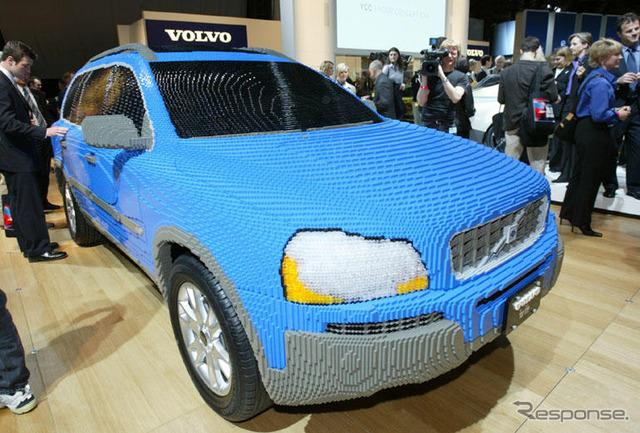 [New York Motor Show-04] Volvo XC90 เลโก้... เพิ่มเติมอะไรหรือไม่
