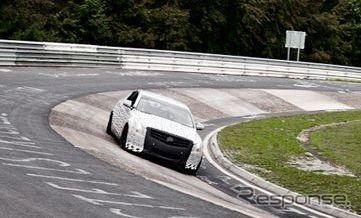 เยอรมนี-Nurburgring คาดิลแลคคพัฒนาทดสอบในระหว่าง