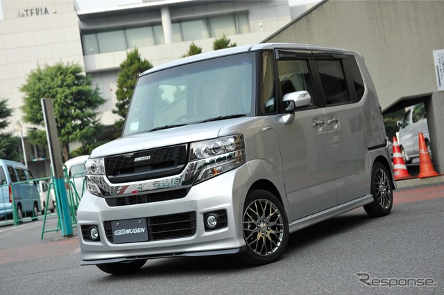 Honda N BOX unlimited
