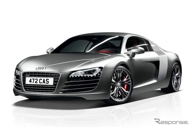 Current Audi R8