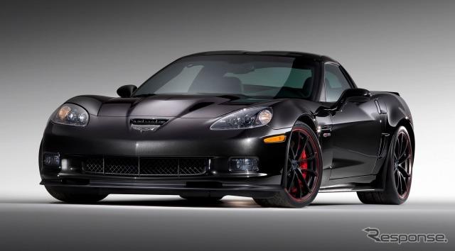 เชฟโรเลต Corvette แบรนด์เชฟโรเลตวันเกิดครบรอบ centenary จำกัดรถ