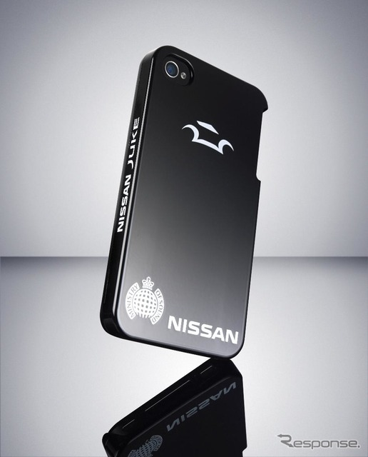 """スクラッチシールド"" technology, developed by the European Nissan wound self to restore iPhone case"