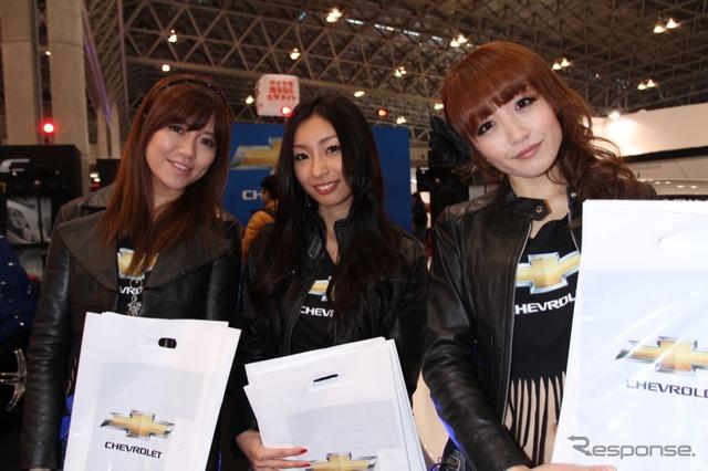 เชฟโรเลต Companion (ร้าน Tokyo Auto ทำ 12)
