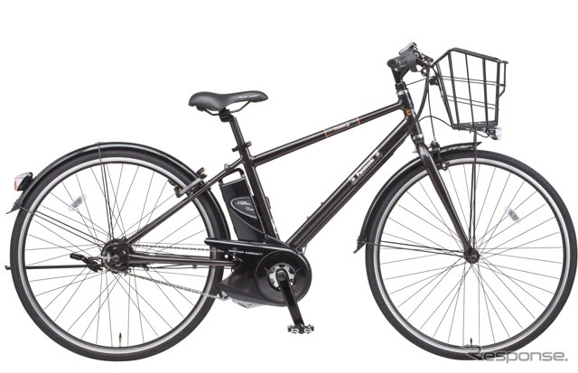 Panasonic cycle tech electric assisted bicycles, モビエイト
