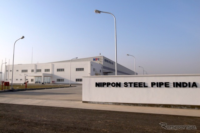 Nippon Steel pipes India