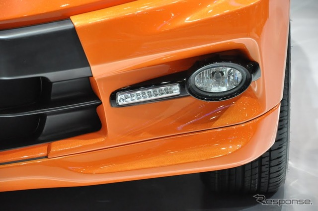 Honda ブリオアクセサリーズ concept (12 Bangkok motor show)