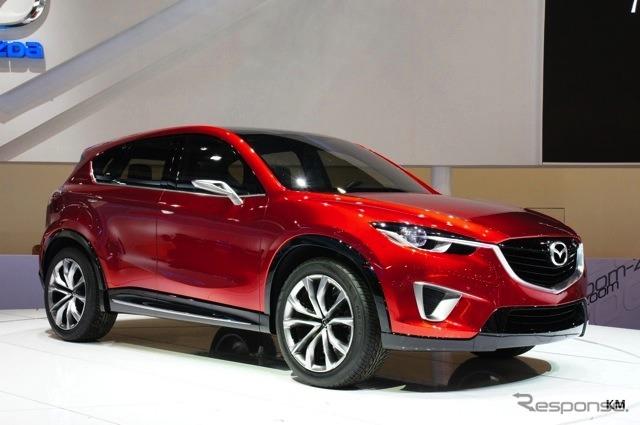 Mazda (12 Bangkok motor show)