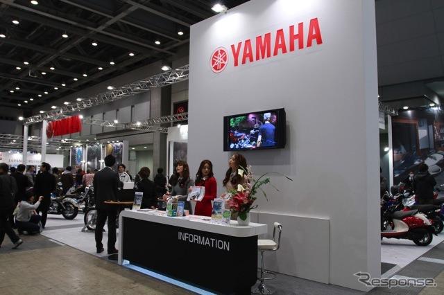 Yamaha motor Companion (Tokyo motorcycle show 12)