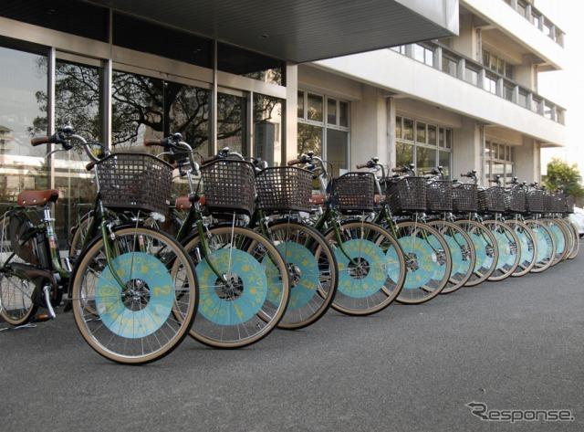 ヤマハ発動機 泉大津市に納車した電動アシスト自転車