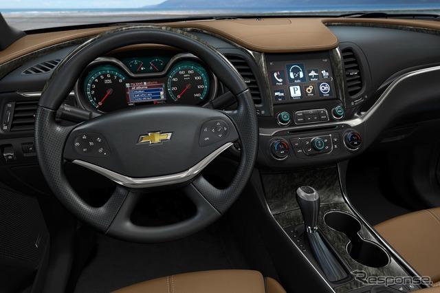 Impala เชฟโรเลตใหม่