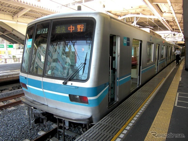 Tokyo Metro Tozai line