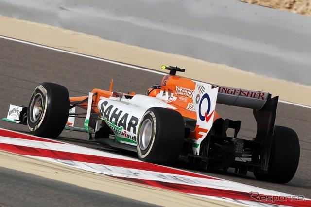フォーステンディア ( F1 GP of Bahrain )