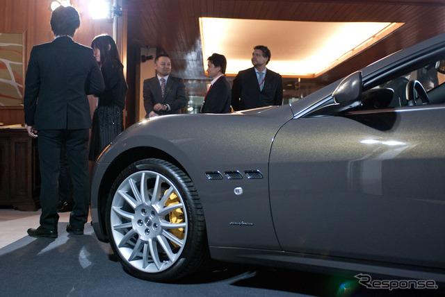 售稀有车玛莎拉蒂 fendi responsejp 新的汽车型号 新模型 高清图片