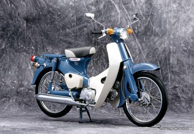 Honda Super Cub C50 (1966)